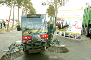پایان نامه بررسی ارتباط بين عملکرد مکانيزاسيون خدمات شهری و ميزان رضايت شهروندان شهر