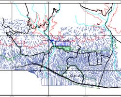مطالعات کامل آبخیزداری منطقه ۲۲ شهرداری تهران