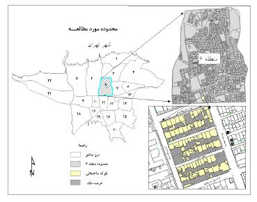 مدلسازی مکان بهینۀ استقرار پانلهای خورشیدی در پشتبام ساختمانها با استفاده از GIS؛ مطالعه موردی حد واسط خیابان وصال تا خیابان قدس شهر تهران