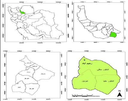 تحلیل عوامل مؤثر در توسعه فیزیکی شهر رحیم آباد (شهرستان رودسر) طی دو دهه ی اخیر