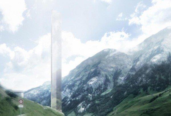 مرتفعترین آسمانخراش اروپا