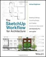 کتاب گردش کار SketchUp برای معماری