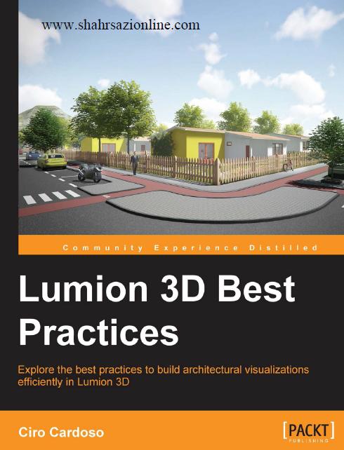 کتاب بهترین روش سه بعدی Lumion 3D