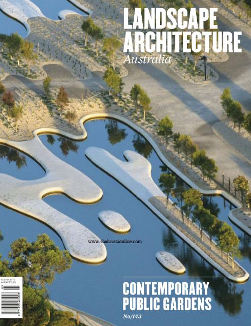 مجله معماری منظر-شماره143