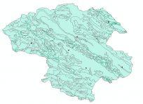 نقشه جی ای اس زنجان