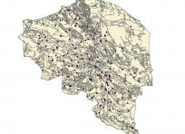 نقشه جی ای اس کرمان