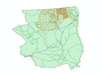 نقشه جی ای اس سرخس