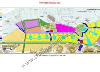طرح جامع شهر پولادشهر