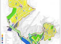 طرح جامع شهر گیوی