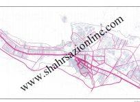 طرح جامع شهر دوگنبدان