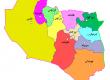 نقشه جی ای اس استان خراسان جنوبی